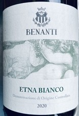 Italy 2020 Benanti Etna Bianco