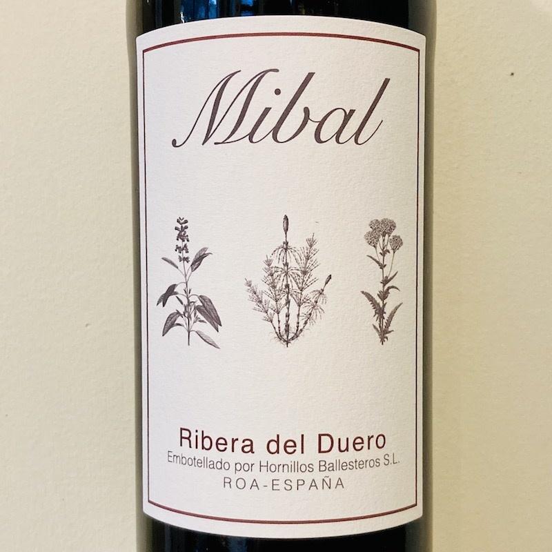 Spain 2020 Mibal Ribera del Duero Joven