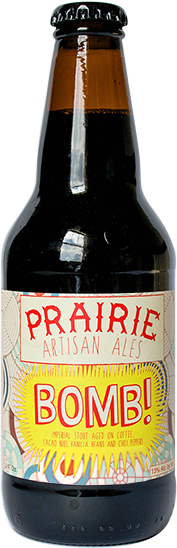 USA Prairie Bomb