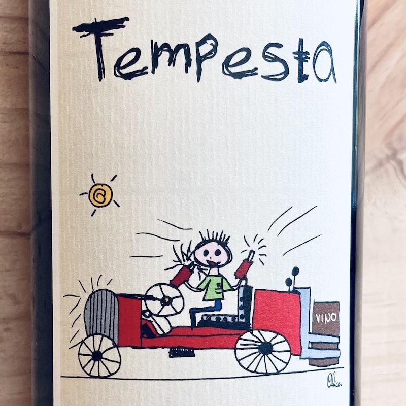 Italy Tempesta Vino Rosso