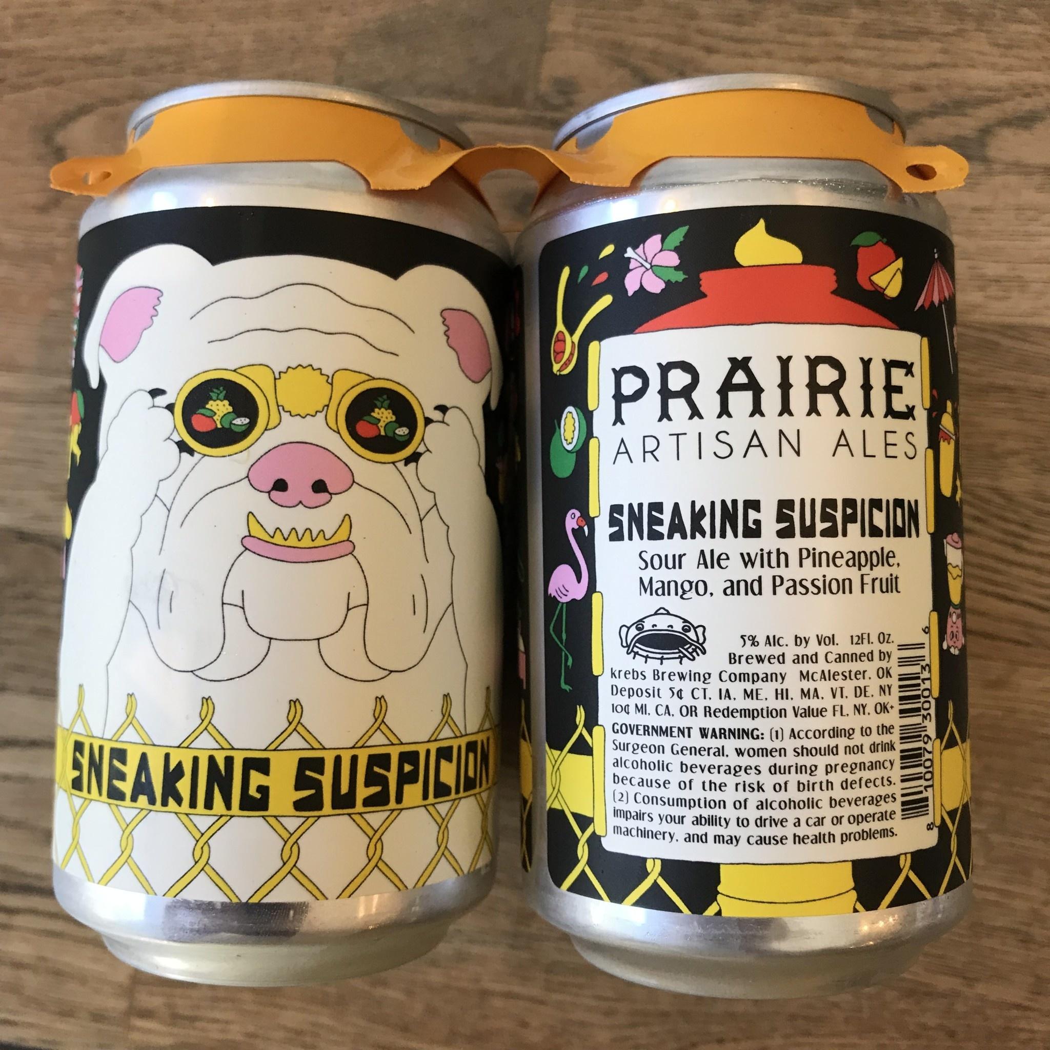 USA Prairie Sneaking Suspicion 4pk