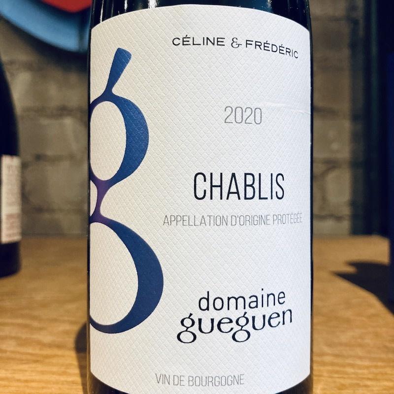 France 2020 Gueguen Chablis 375 ml