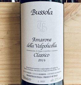 Italy 2014 Tommaso Bussola Amarone della Valpolicella Classico