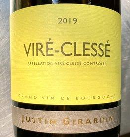 France 2019 Justin Girardin Viré-Clessé