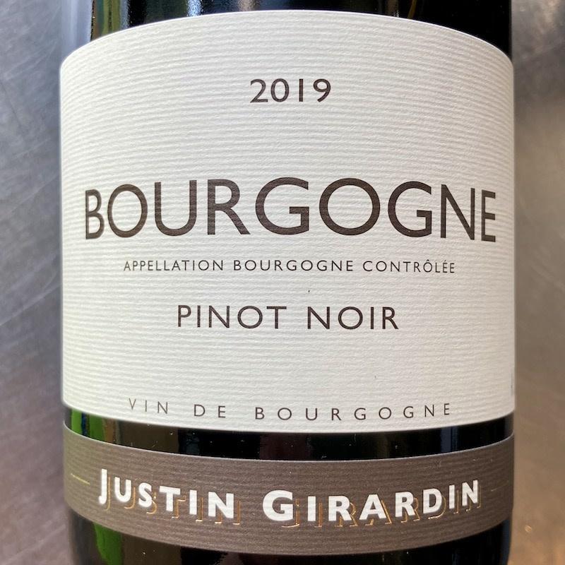 France 2019 Justin Girardin Bourgogne Rouge