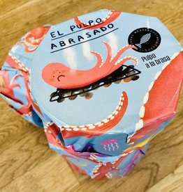 """Spain Gueyu Mar """"El Pulpo Abrasado"""" Octopus"""