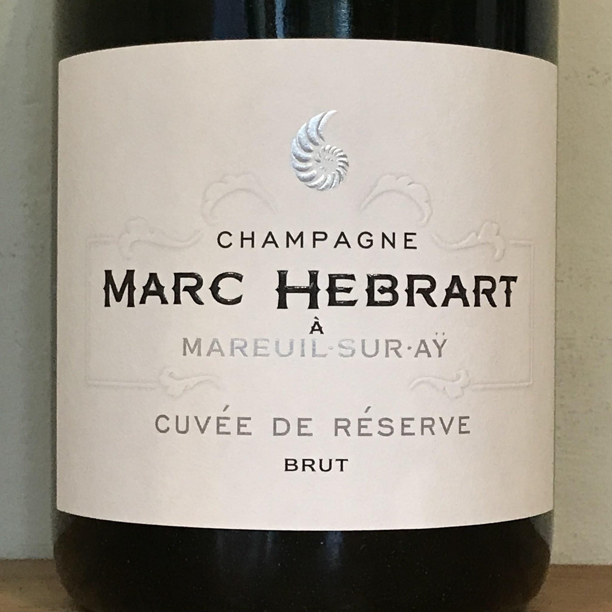 France Marc Hebrart Cuvee de Reserve Brut