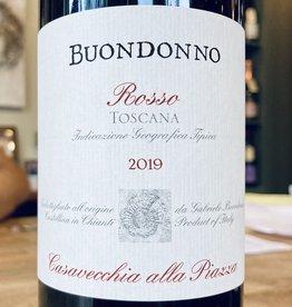 """Italy 2019 Buondonno Toscana Rosso """"Casavecchia alla Piazza"""""""