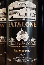 Italy 2020 Fatalone Primitivo Gioia del Colle