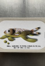 Portugal Jose Gourmet Small Sardines in EVOO 90g
