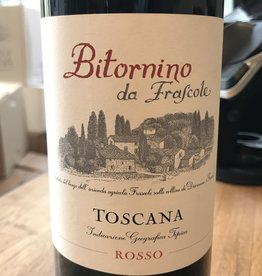 Italy 2016 Frascole Bitornino IGT Toscana Rosso