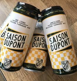 Belgium Dupont Saison 16.9oz cans 4pk
