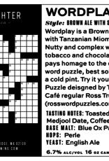 USA Lamplighter Wordplay Wildflower Honey Brown Ale 4pk