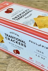 Spain Paul and Pippa Crackers with Tomato & Olive Oil  4.6oz