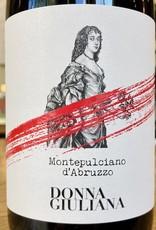 Italy 2019  Donna Giuliana Montepulciano d'Abruzzo