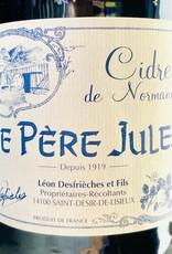 France Pere Jules Cidre de Normandie Demi-Sec