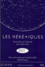 """France 2019 Chateau D'Oupia Vin de Pays de l'Herault """"Les Heretiques"""""""