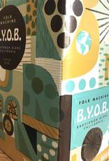 "USA Folk Machine ""B.Y.O.B."" Sauvignon Blanc 3L bag in box"