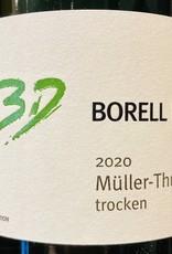 Germany 2019 Borell Diehl Pfalz Muller Thurgau Trocken