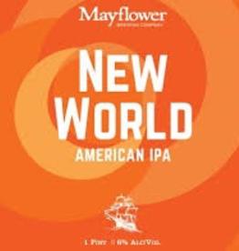 USA Mayflower New World IPA 4pk