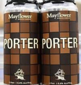 USA Mayflower Porter Tallboy 4pk