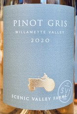USA 2020 Scenic Valley Farms Wilamette Valley Pinot Gris