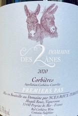 """France 2020 Domaine des 2 Anes Corbieres """"Premiers Pas"""""""