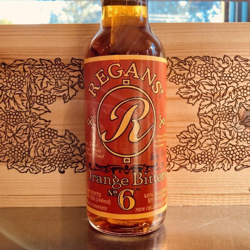 USA Regan's Orange Bitters 4 oz