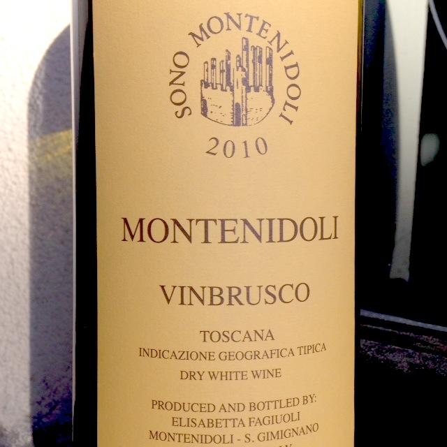 "Italy 2020 Montenidoli ""Vinbrusco"" Toscana"