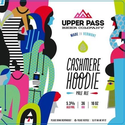 USA Upper Pass Cashmere Hoodie 4pk