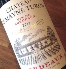 France 2019 Le Mayne Turon Bordeaux