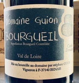 """France 2019 Domaine Guion Bourgueil """"Cuvee Domaine"""""""