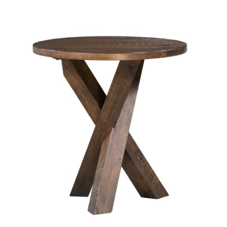 Crestview Tri-Leg Round End Table