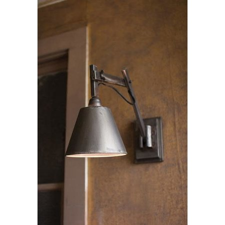 Kalalou Studio Wall Lamp