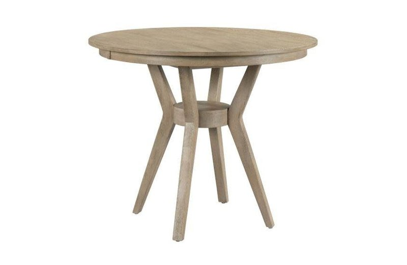 "Kincaid 54"" Round Counter Height Dining Table Complete"