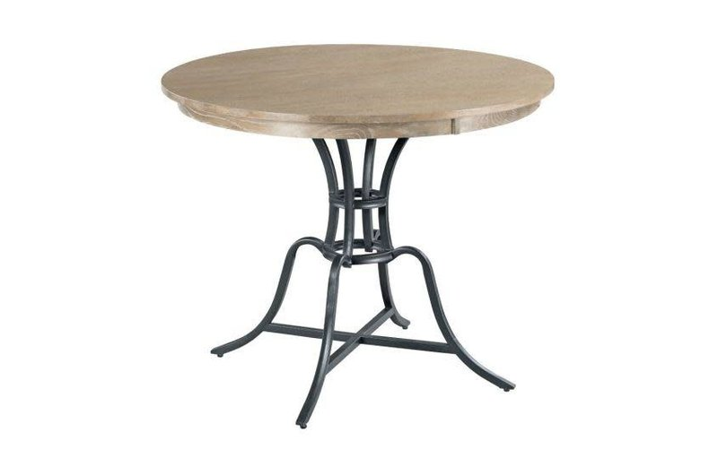 """Kincaid 54"""" Round Counter Height Table Complete"""