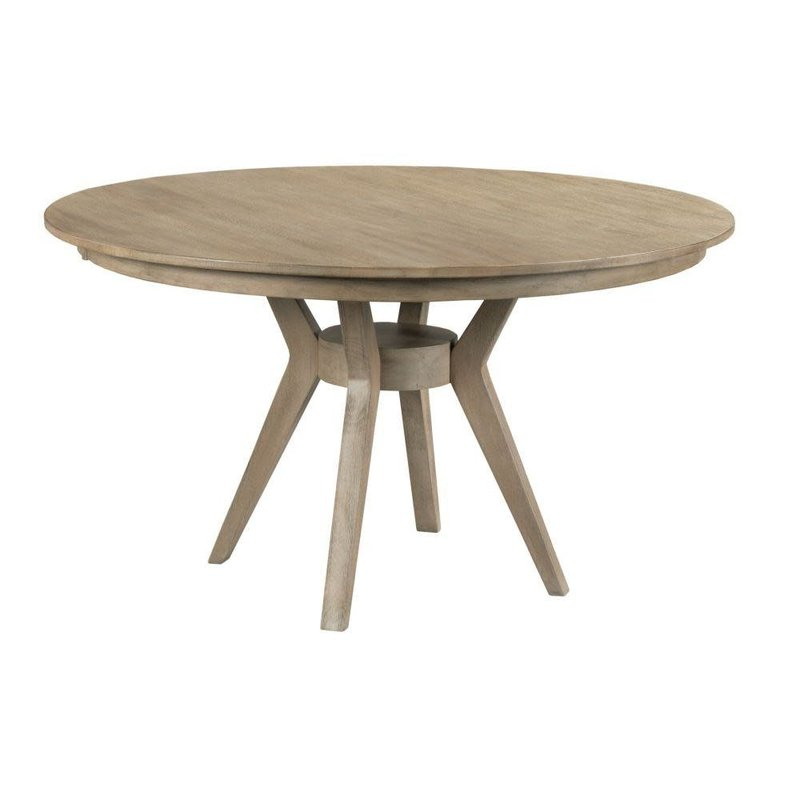 "Kincaid 54"" Round Dining Table Complete"