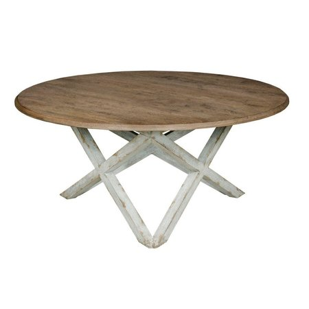 Kincaid Colton Round Coffee Table