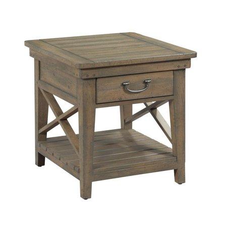 Kincaid Winkler End Table