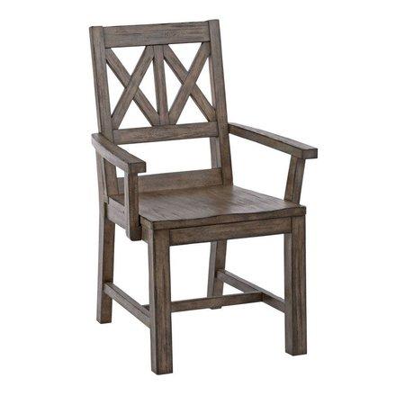 Kincaid Wood Arm Chair
