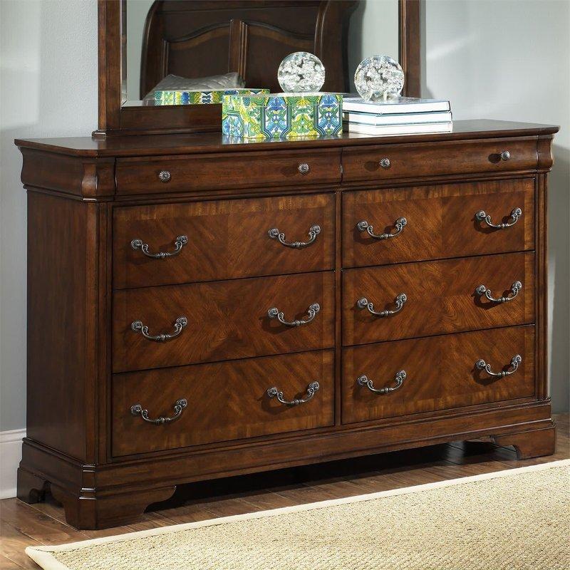 Liberty Alexandria 8 Drawer Dresser