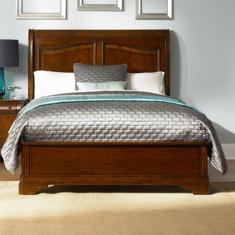 Liberty Alexandria King Sleigh Bed