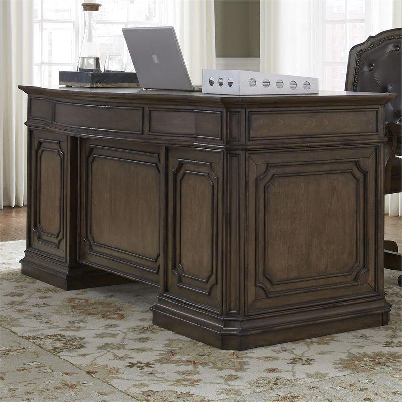 Liberty Amelia Jr Executive Desk