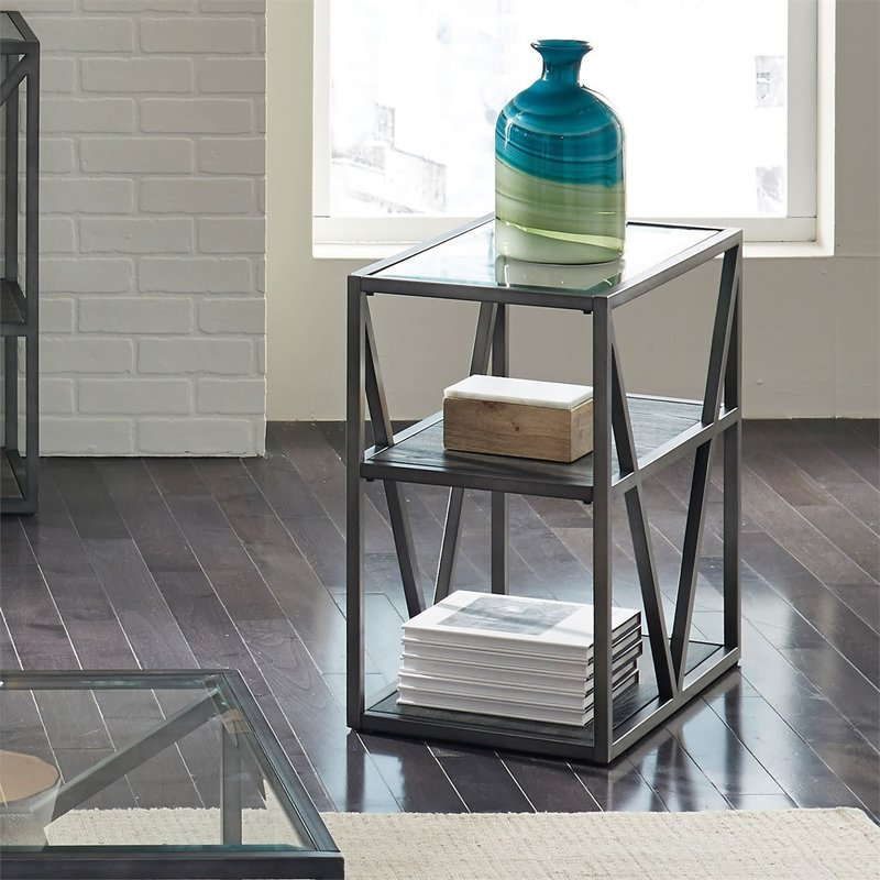 Liberty Arista Chair Side Table