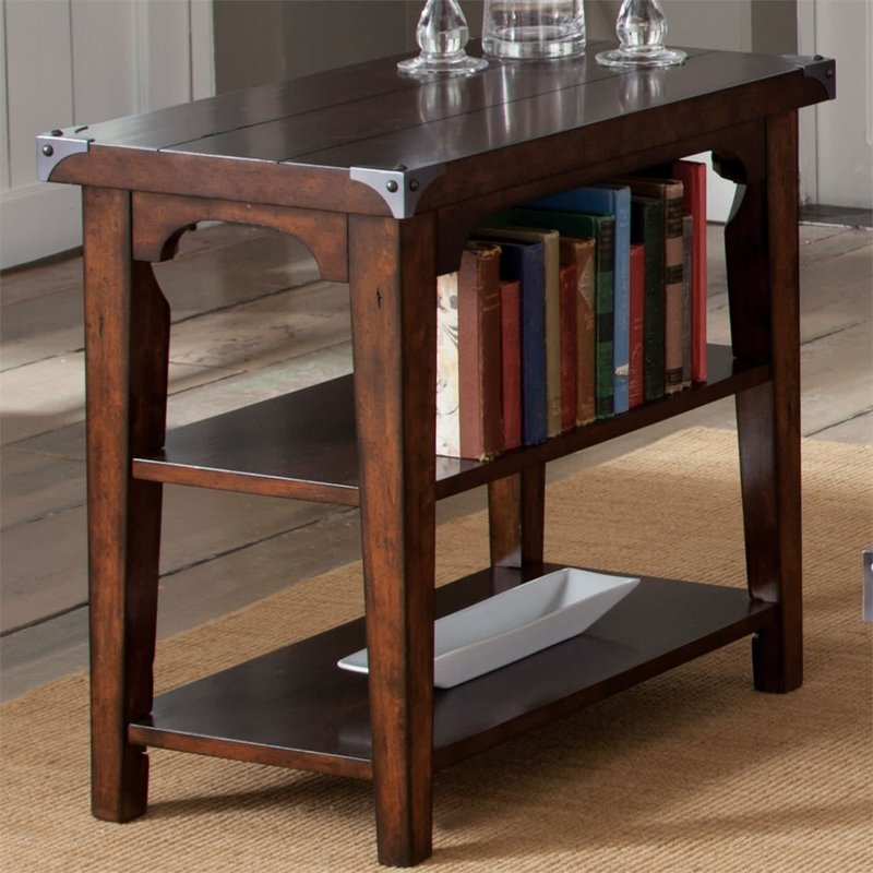 Liberty Aspen Skies Chair Side Table