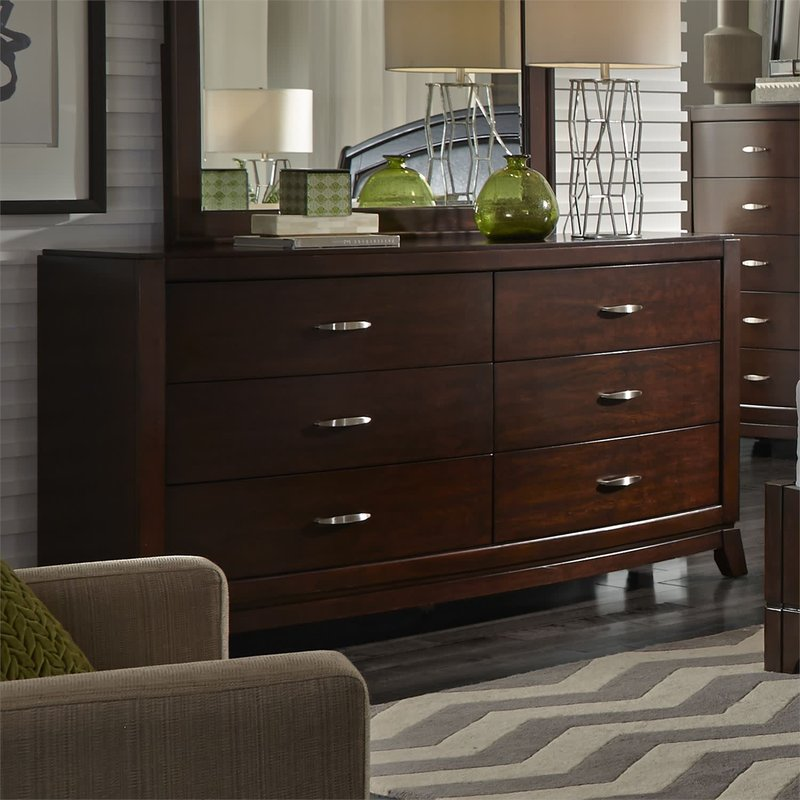 Liberty Avalon 6 Drawer Dresser