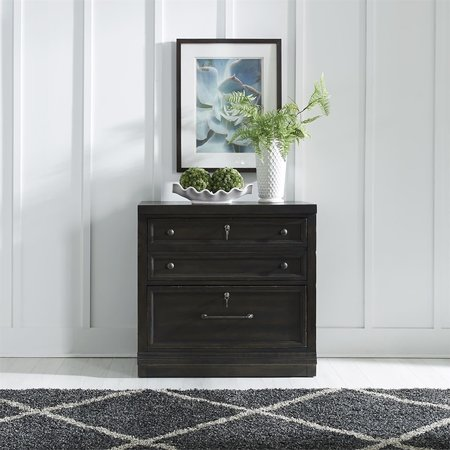 Liberty Harvest Home Bunching Lateral File Cabinet