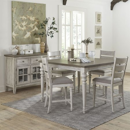 Liberty Heartland Opt 5 Piece Gathering Table Set
