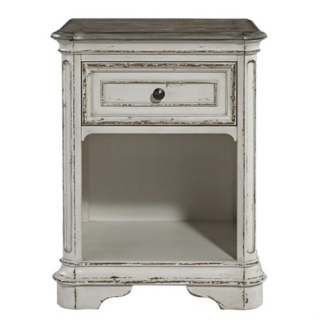 Liberty Magnolia Manor 1 Drawer Night Stand