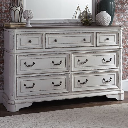 Liberty Magnolia Manor 7 Drawer Dresser